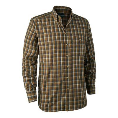Lovska srajca Deerhunter 8911 Chris Shirt - 599 Brown checkered | 47/48
