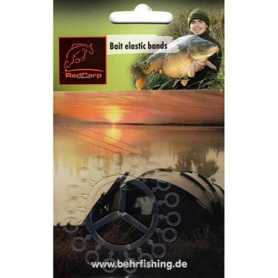 Elastike za pelete behr RedCarp Bait elastic bands   5,5 mm
