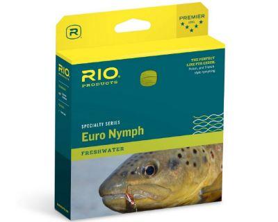 Muharska vrvica | žnora RIO FIPS Euro Nymph #2-5