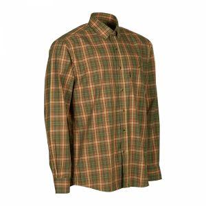 Srajca dolgi rokav Deerhunter 494 Mitchell Shirt L/S - 499 DH Red Check | 41/42