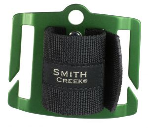 Držalo za muharsko podmetalko SMITH CREEK NET HOLSTER | green