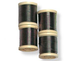 Svinčena žica za vezavo muh TRAUN RIVER Lead Wire (on spools) | 0,7 mm (30 g)