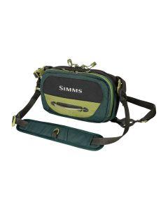 Torba za muharjenje Simms Freestone Chest Pack Shadow Green