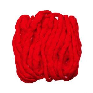 Material za vezavo muh globak - globag WAPSI EGG YARN   blood red