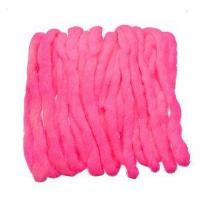 Material za vezavo muh globak - globag WAPSI EGG YARN   fl. pink