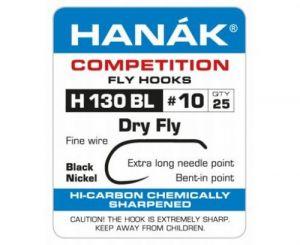 Muharski trnki HANAK 130 BL Czech Dry Fly 25 kos | #12