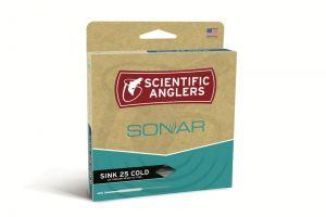Toneča žnora | muharska vrvica Scientific Anglers Sonar Sink 25 Cold 300 grain (19,4g) 8-9wt