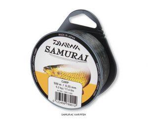 Laks za krapolov Daiwa SAMURAI Carp 500m 0.25mm