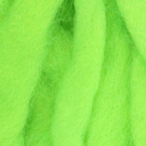 Material za vezavo muh globak - globag WAPSI EGG YARN   fl. chartreuse